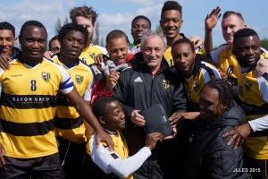 Alan Jacobs - Peckham Town FC