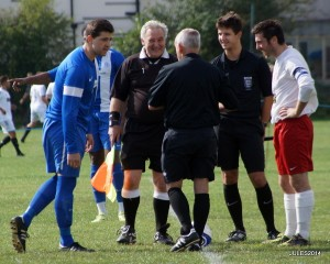 Tudor Sports v Chipstead