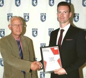 Kent FA Awards KCL