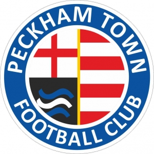 PECKHAM TOWN BADGE NEW - Copy