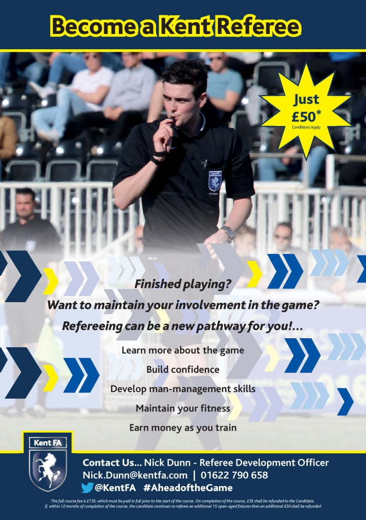 Referee Course Flyer (1)