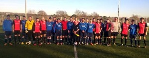Malgo and Faversham Strike Force Seniors