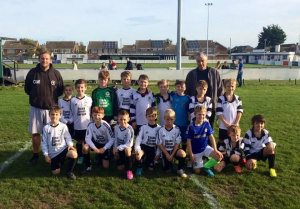 Herne Bay Harriers U9-300