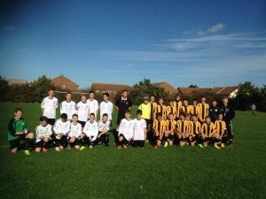 Herne Bay Harriers and Trinity-300