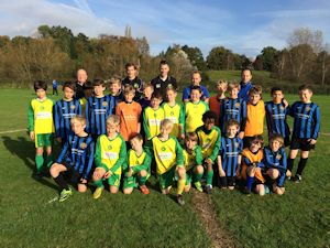 Langton Green Eagles Sevenoaks Town U11 300