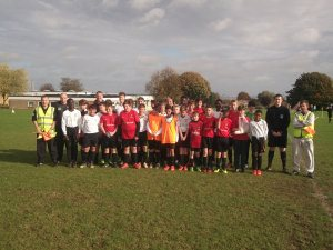 Respect Thamesview Youth U14 and Lordswood Youth Tigers-300