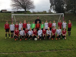 Respect Thamesview outh u12 and Meopham Colts-300