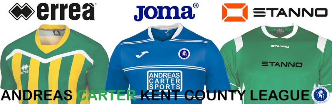Kent County Football League >> The official website of the